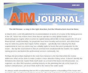 AIM Journal June 2021